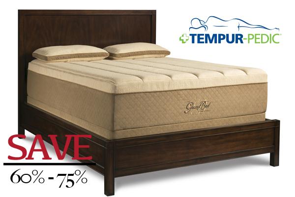 Save on Tempur-Pedic